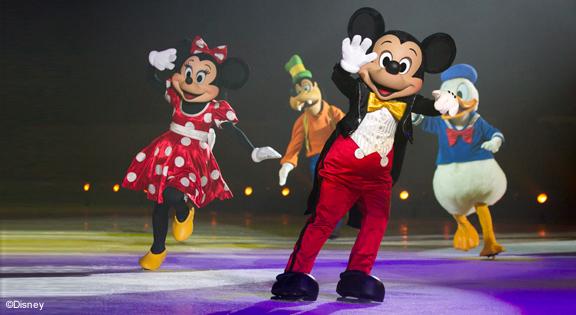 D26C photo01 CN1 Trải nghiệm liveshow Disney On Ice 2017 lần đầu tiên ra mắt tại Viet Nam