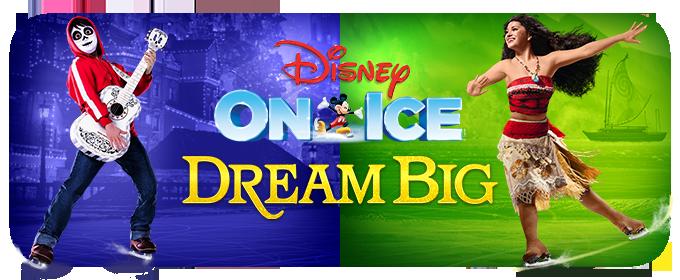 Image result for disney on ice dream big