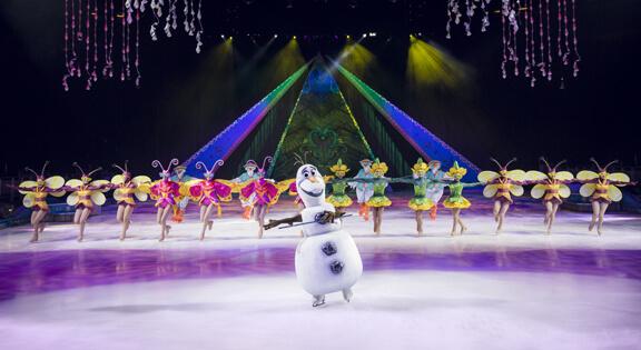 Disney On Ice Die Eiskönigin Völlig Unverfroren