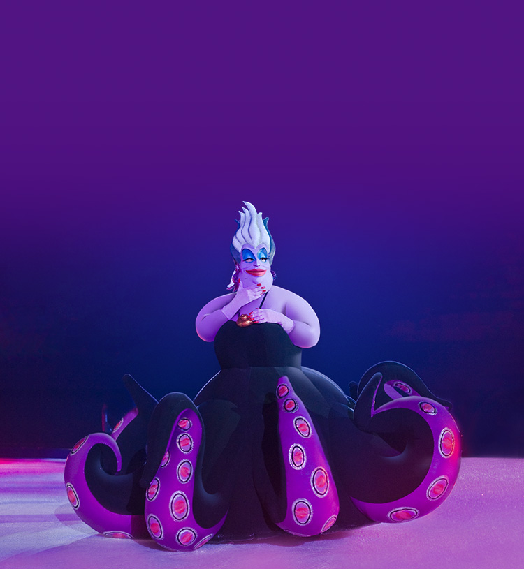 Ursula from Disneys Movie, Little Mermaid
