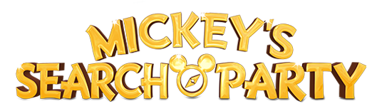Mickey's Search Party logo