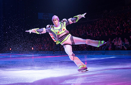 Buzz on Ice