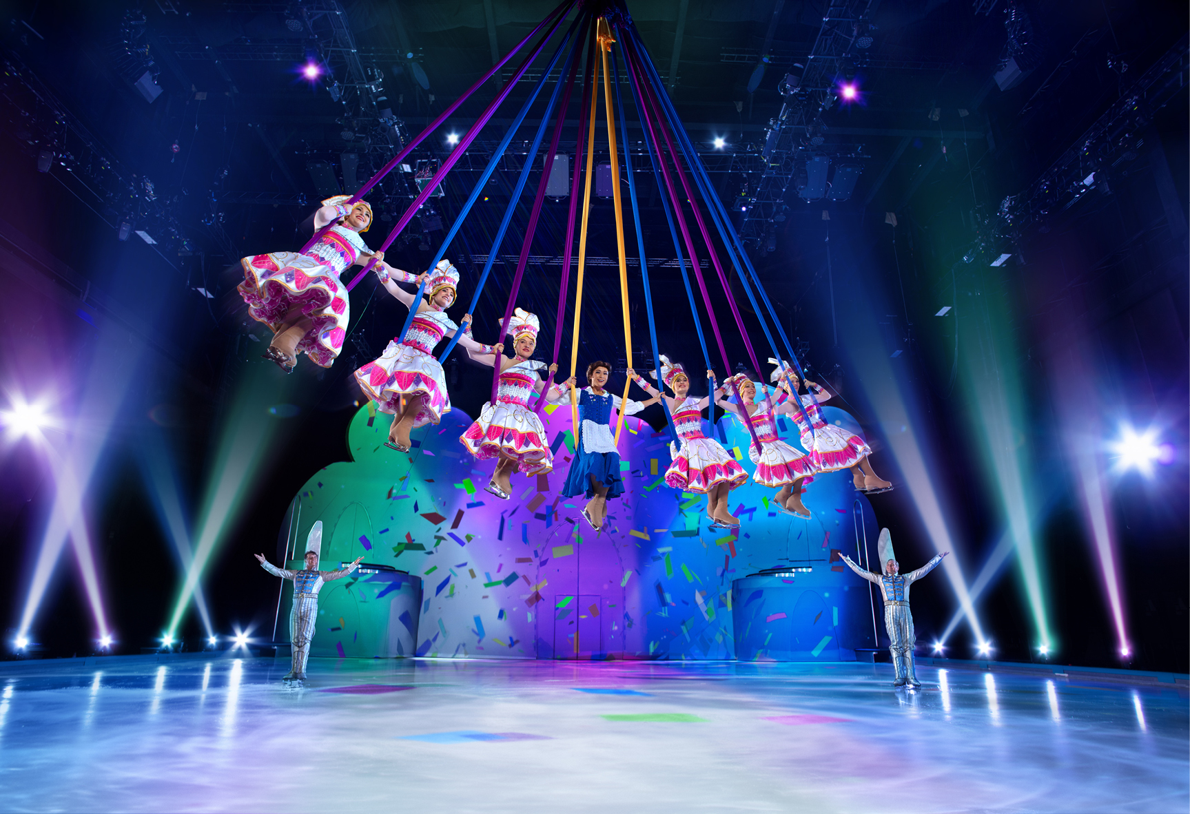 The Disney on Ice sneak peek video!