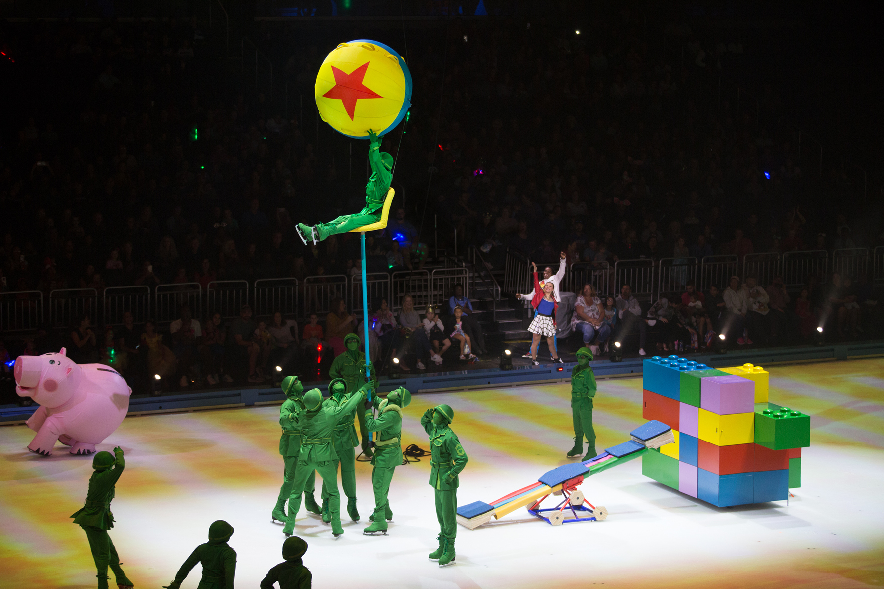 Disney's Toy Soldiers on Ice