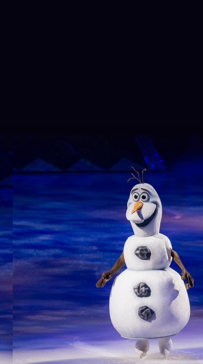 Olaf - OH, HI FRIEND…  ARE YOU LOST?