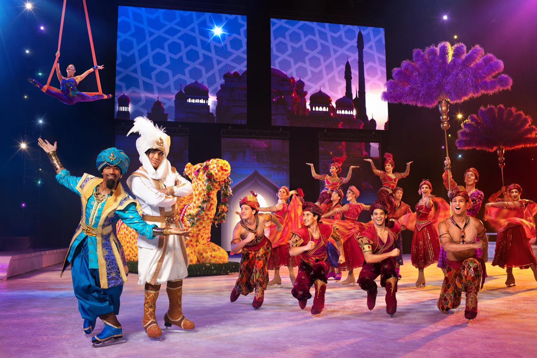 Aladdin & The Genie - Prince Ali