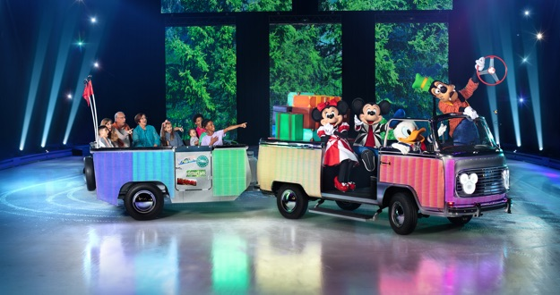 Extra magic ZOne - Mickey's Magicmobile