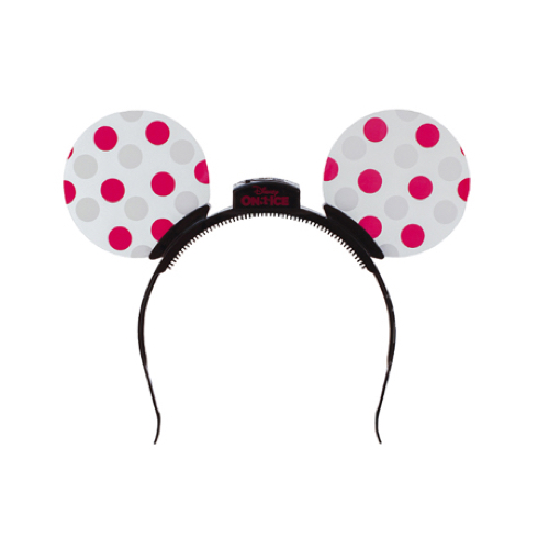 Lighted Minnie Ears Headband