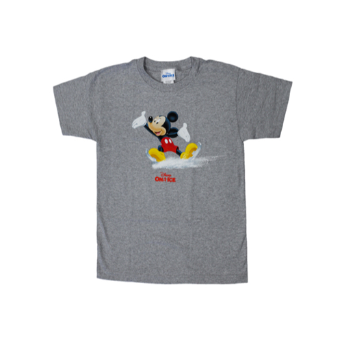 Skating Mickey Mouse T-Shirt