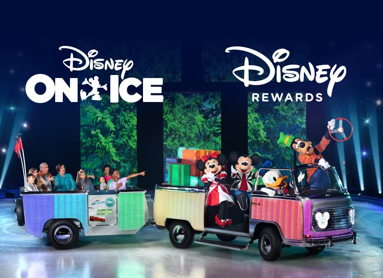 Disney Visa Rewards Program