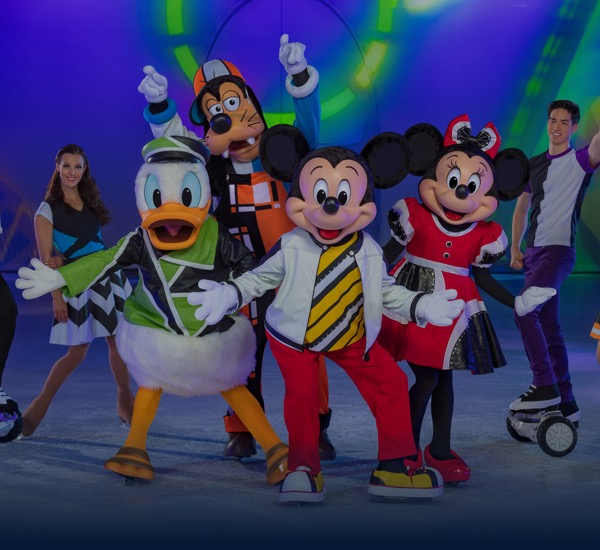 Inside Disney On Ice: FUN