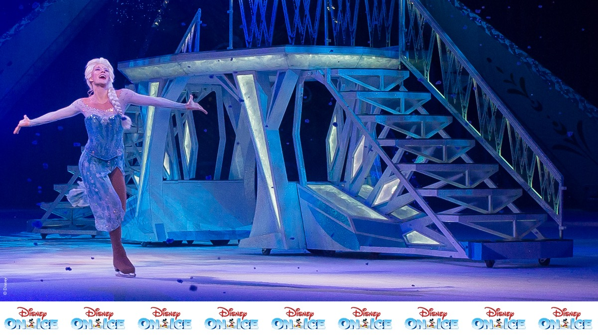 Disney On Ice Zoom backgrounds