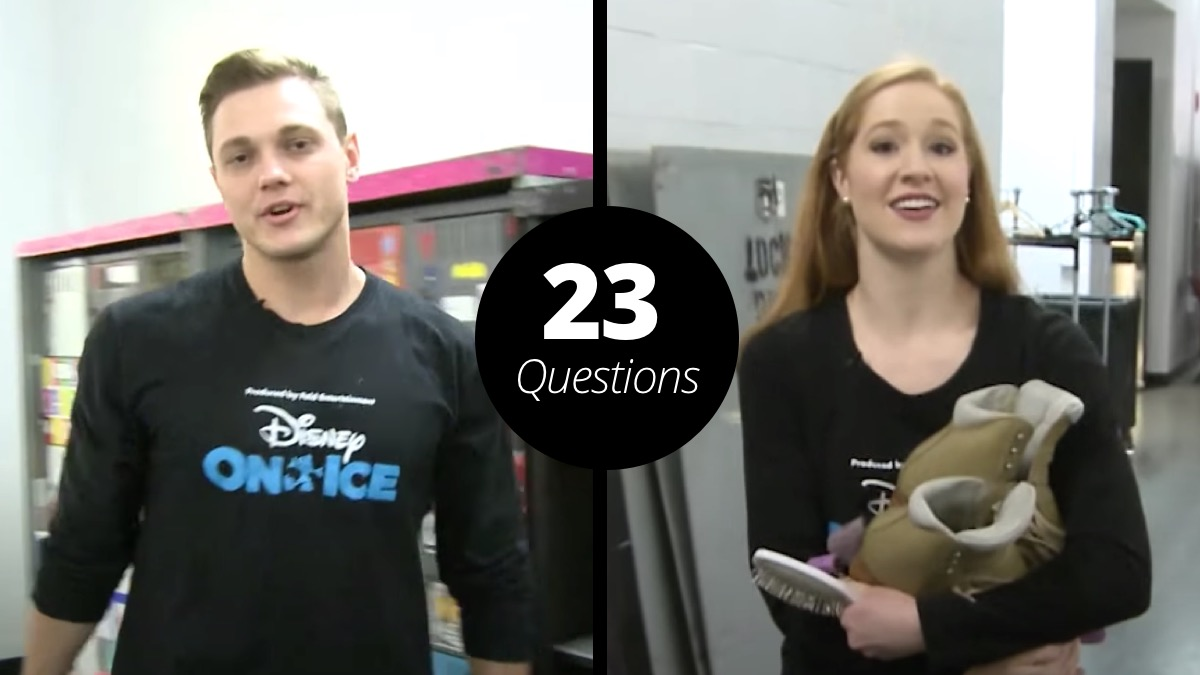 23 Questions With…