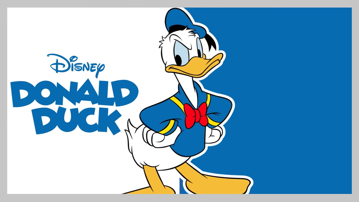 We've Gone Quakers For Donald Duck!