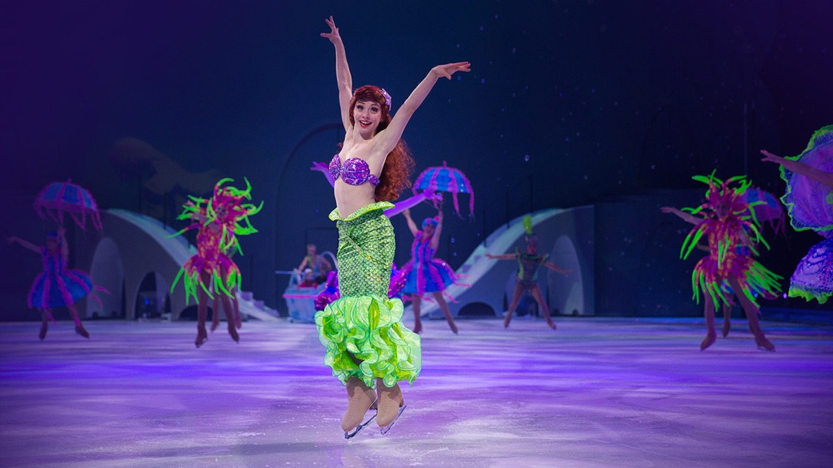 """Little Mermaid"" Extended Sneak Peek"