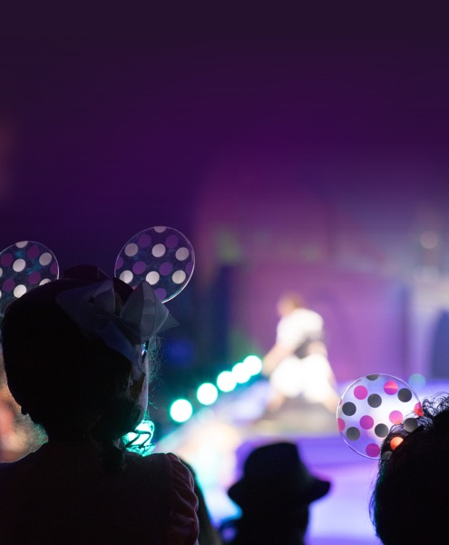 Sign up to become a Disney On Ice Preferred Guest