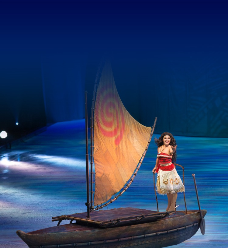 Disney On Ice presents Moana
