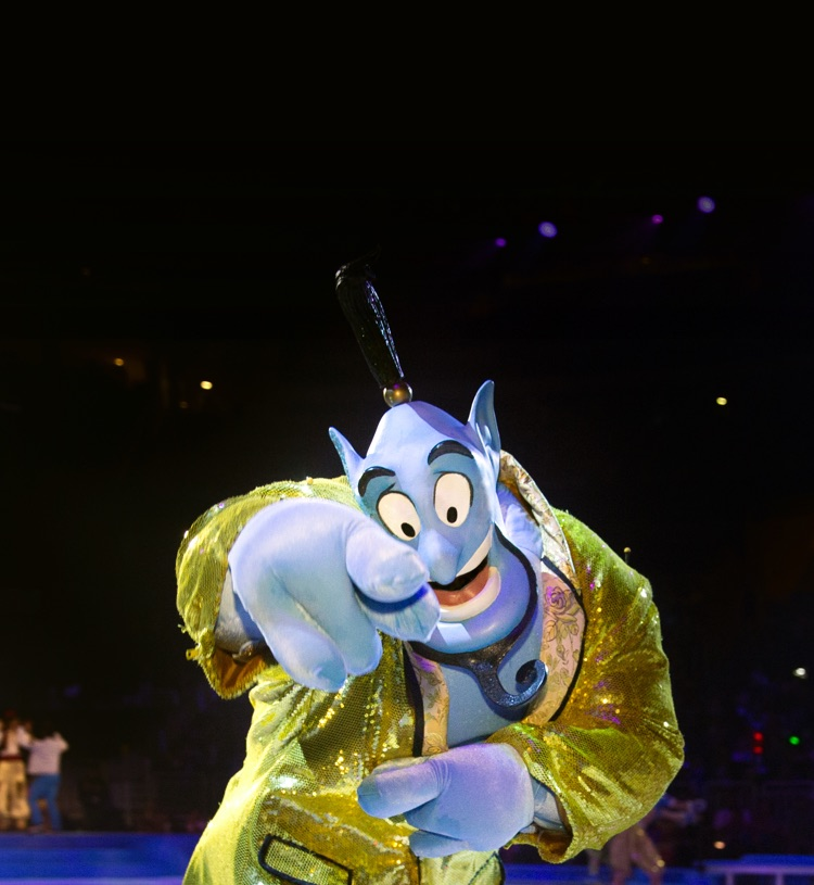 Disney On Ice presents Aladdin