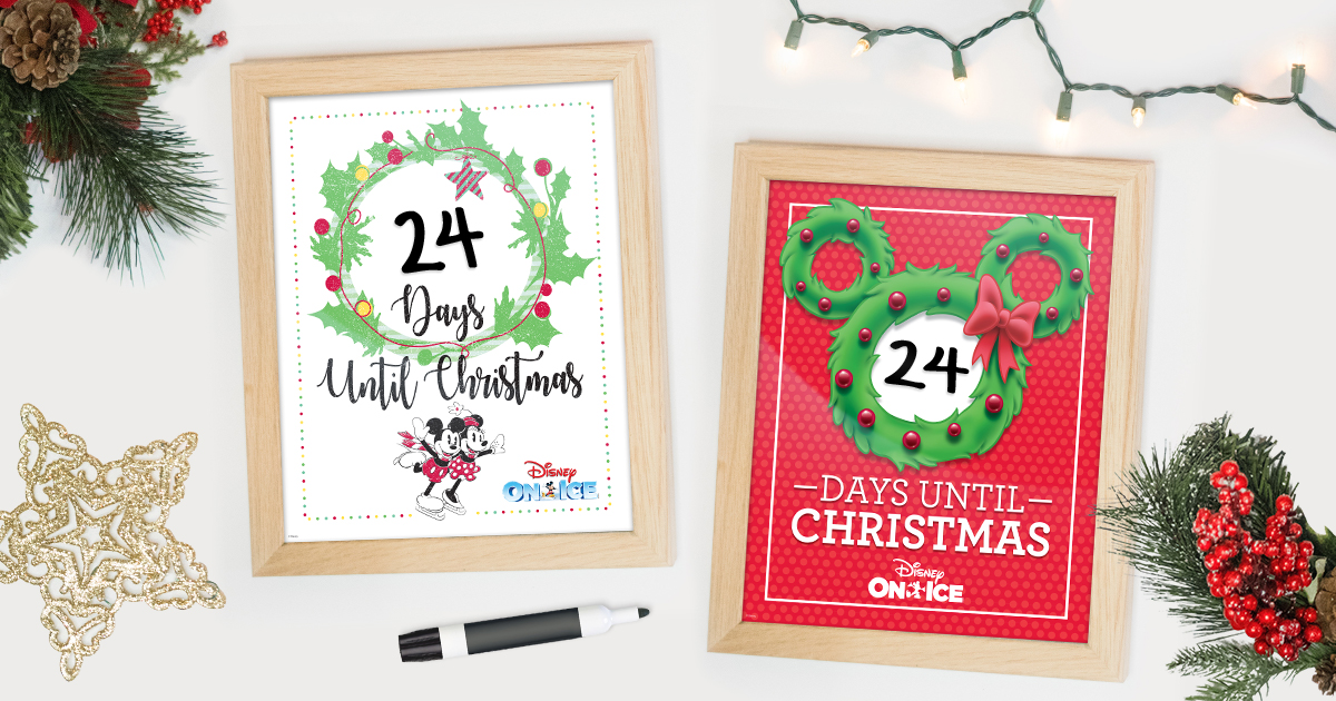 Countdown to Holiday Magic!