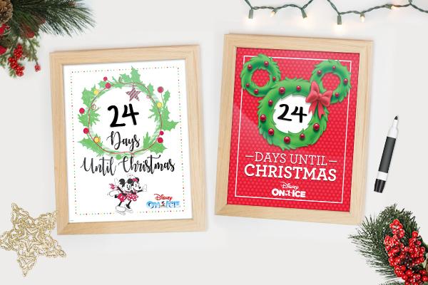 Countdown to Holiday Magic!