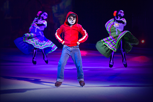 Inside Disney On Ice: Category FUN