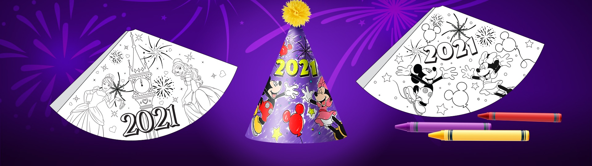 New Year's Party Hats