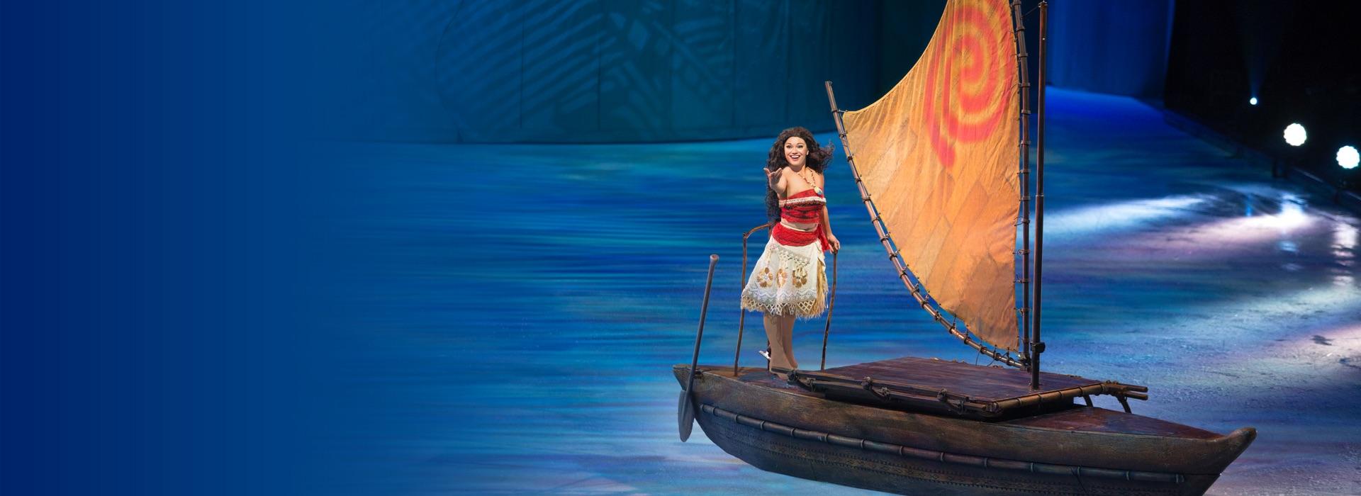 Disney On Ice presents Moana