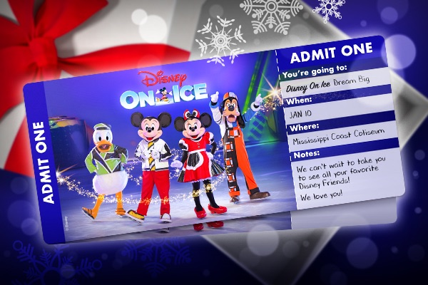 Tickets Make Great Gifts!