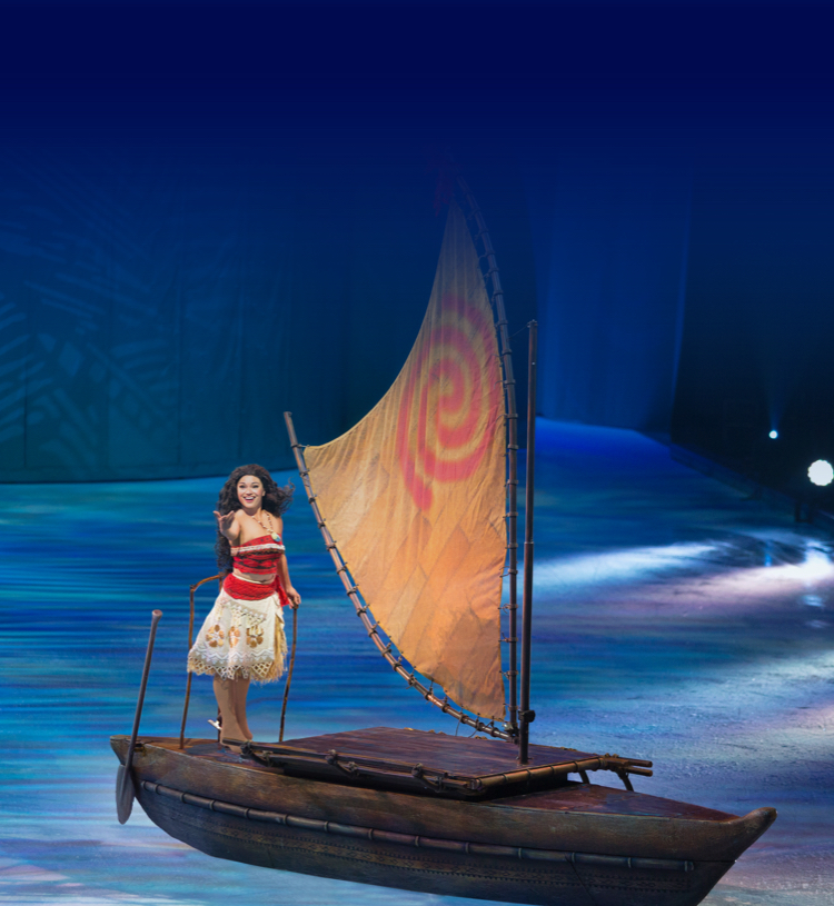 About the Show with Moana