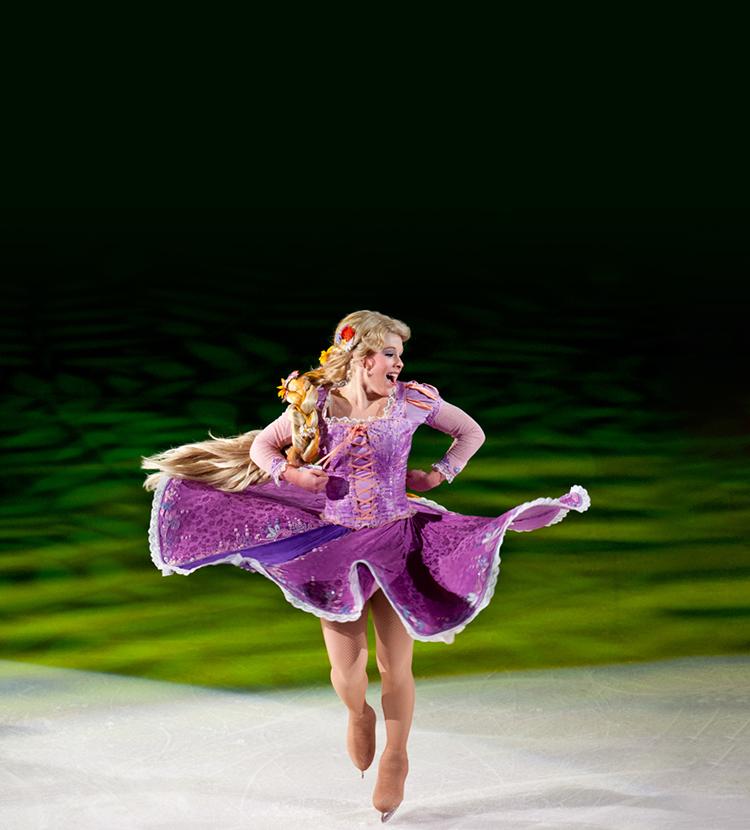 Rapunzel - find your hero