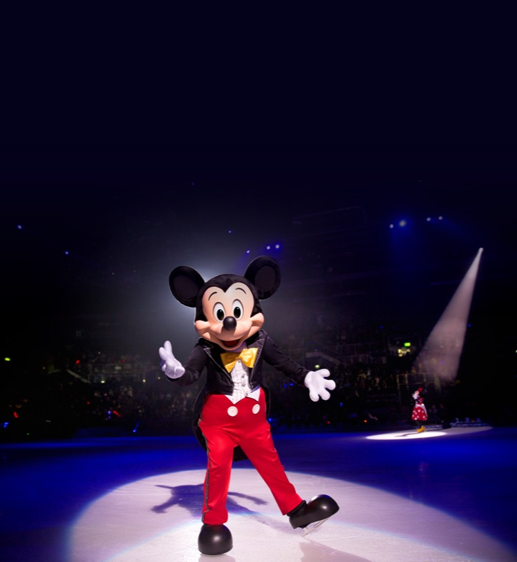 Mickey's Search Party About the Show