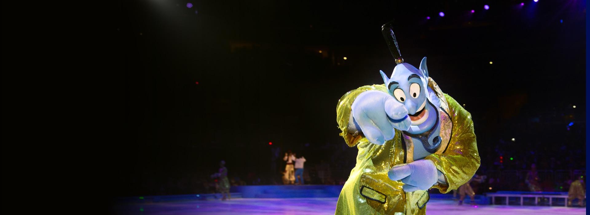 Mickey's Search Party Aladdin