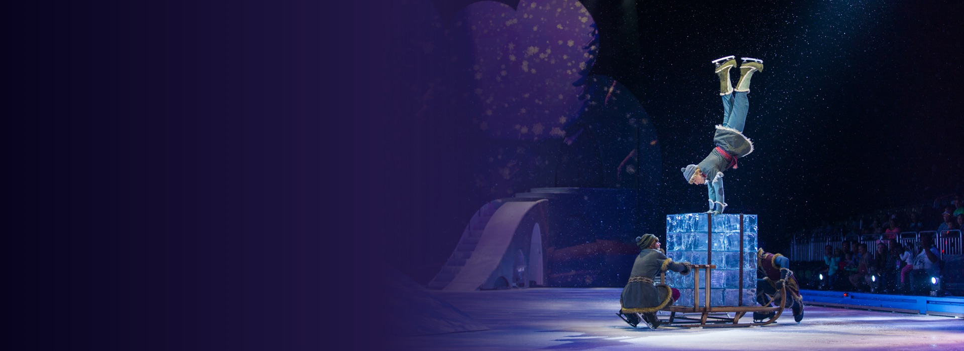 Mickey's Search Party Frozen