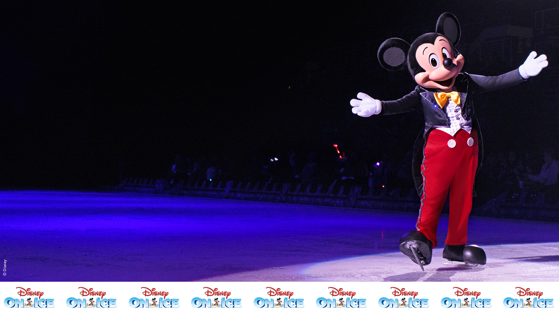 Video Call Backgrounds Disney On Ice