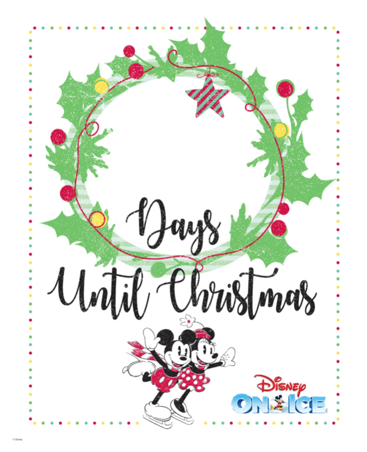 Countdown to Holiday Magic Stencils!